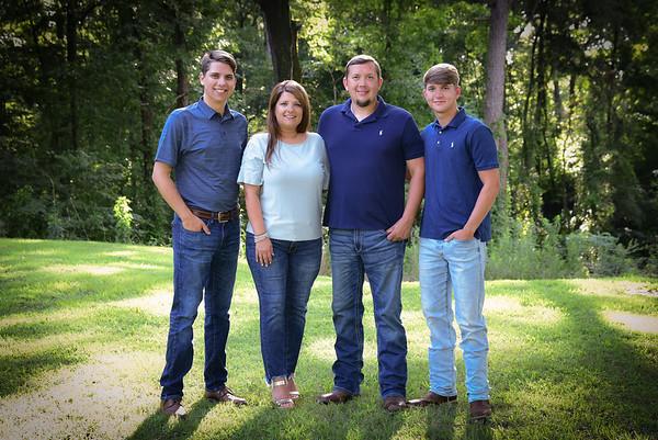 Bryant Family 2020