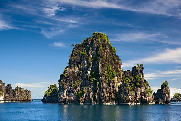 Indonesia - Topside