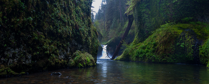 Punchbowl Falls, Eagle Creek