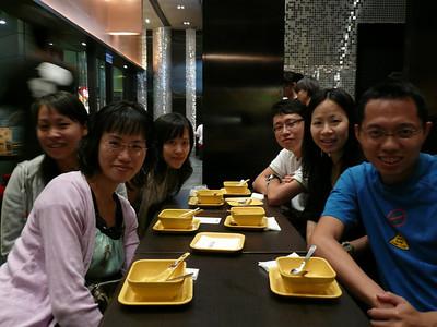 Dinner Gathering (15 Sept 2008)