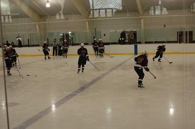 Loomis Varsity Ice Hockey vs. Westminster 12/9/06