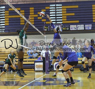 Laker Volleyball vs Parkview - Senior Night