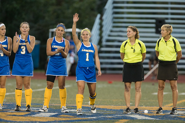 Worcester State field hockey  9/13/2017