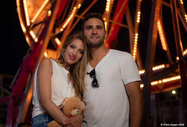 Melissa and Dante  - Summer Nights on the Midway