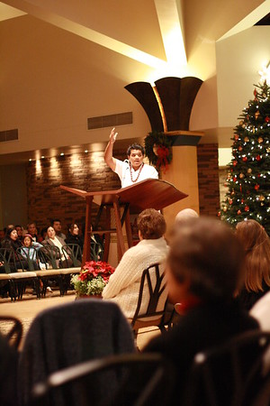12-24-10 Christmas Eve 10pm Mass