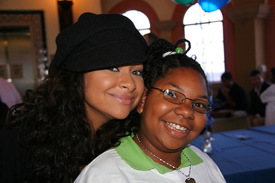 Make-a-Wish - Raven Simone Event