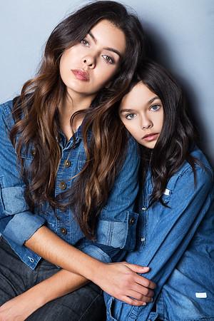 Violet & Leah