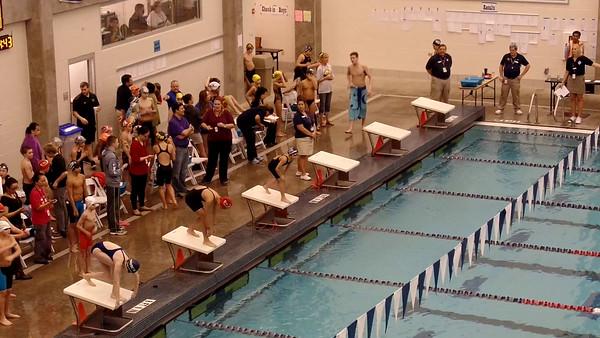 january 2016 Great Southwest Swim Meet