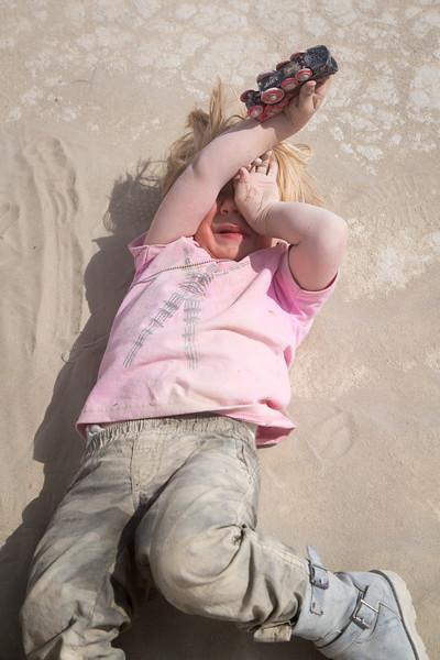 Upset Jonathan Throwing a Playa Tantrum