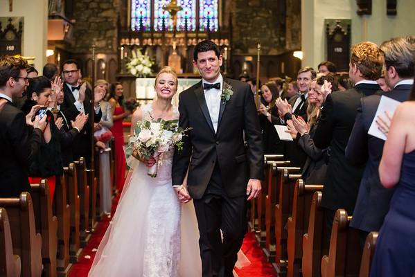 Melissa & Oliver Wedding Day