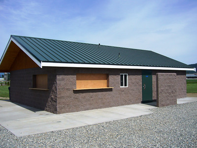 City of Sumas Restroom and Concession Stand