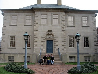 Carlyle House Historic Park