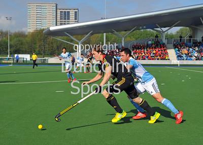 Argentina v Belgium