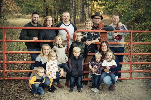 Neumann Family Fall 2019