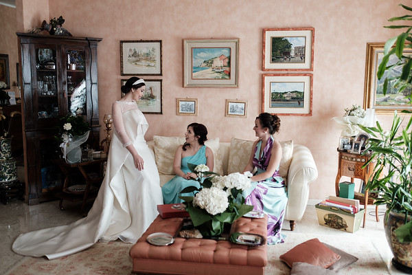 Andrea + Martina // Wedding