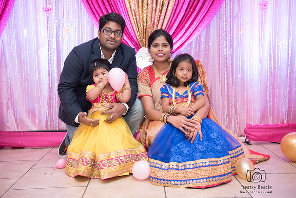 Ananya & Abhigna | Birthday | Virginia