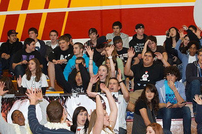 RCS Varsity Boys' Basketball vs Bentley - Jan 29, 2011