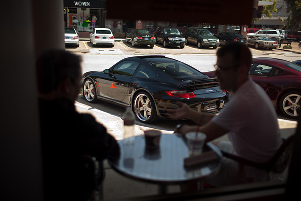 Lamborghini of Houston at Red Mango