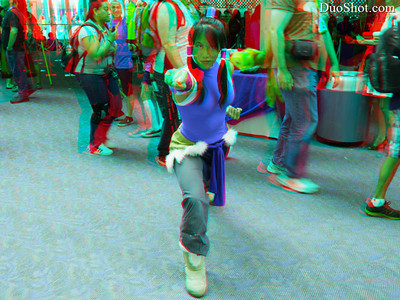 SDCC 2012 Misc Anaglyph