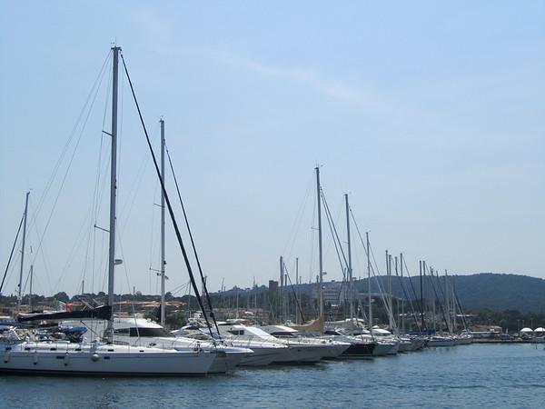 Cote d'Azur - First Few Days