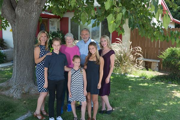 Bob Hahn Family