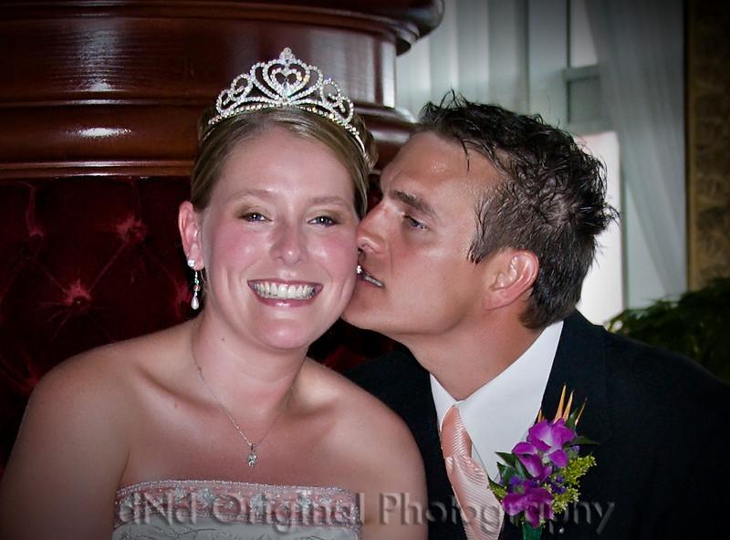 098 Wedding & Dinner - Heather & Justin In Lobby (tight crop vig).jpg