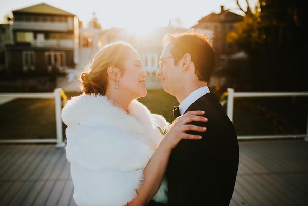 Jenny + Greg Wedding