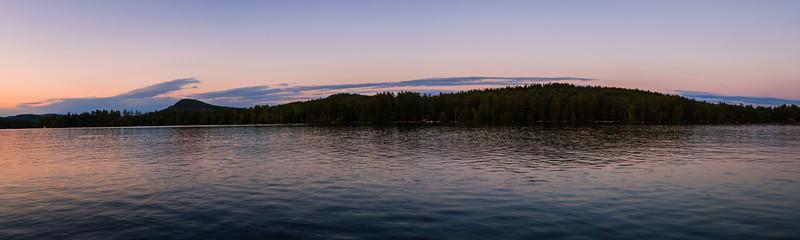 Loon Lake Panorama