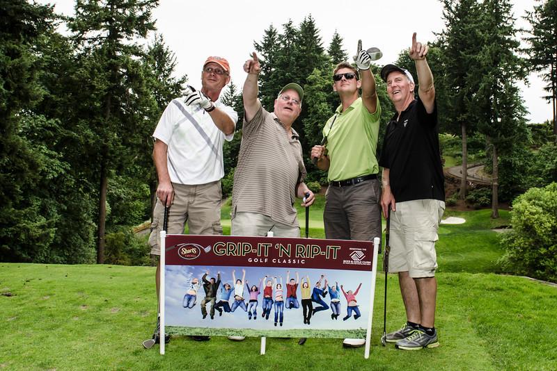 Shari's Charity Golf event June 23 2014