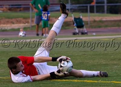 Mens Soccer 2009