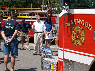 Maywood, NJ - June 21, 2008