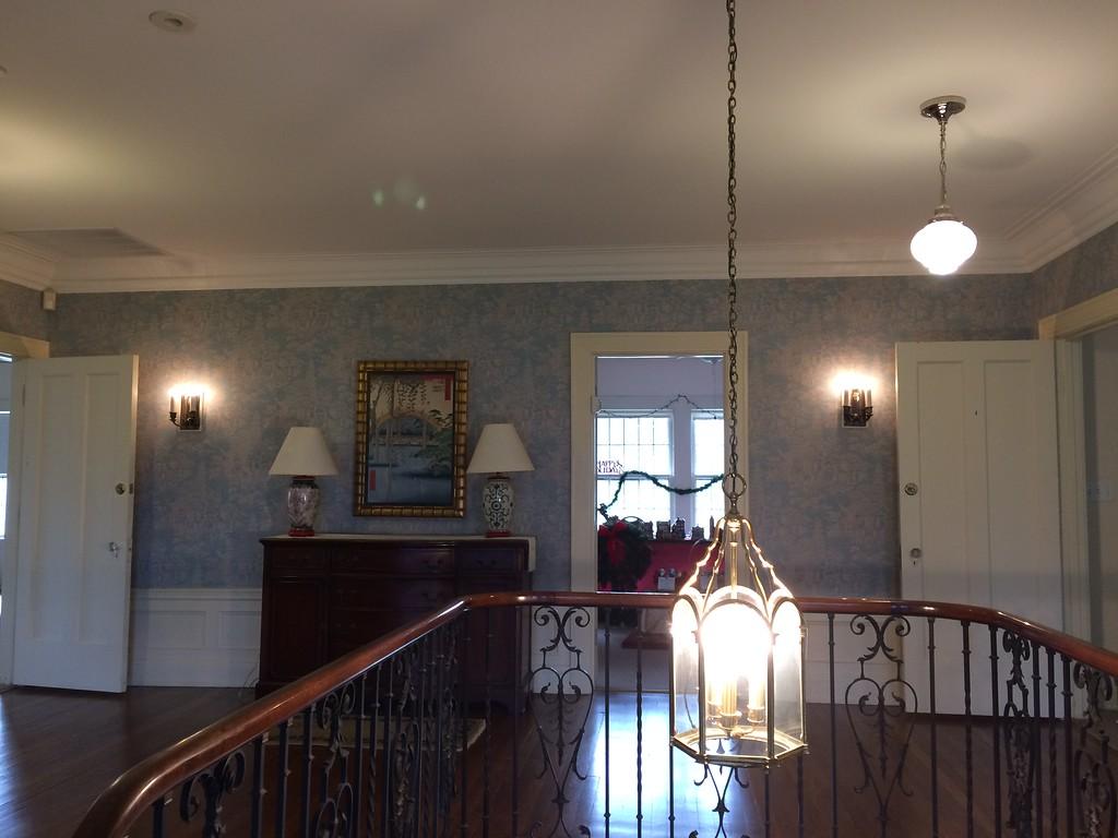 . Henn Mansion after (Chad Felton)