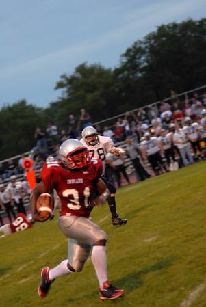 Stebbins Football 2008