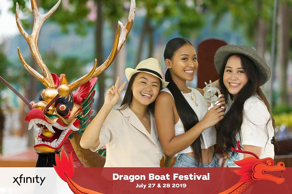 Xfinity Comcast Dragon Boat Festival 2019