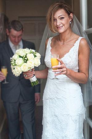 Gary & Louise wedding