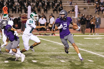 Eastlake vs Montwood Football