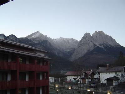 Edelweiss Lodge, Garmisch Germany