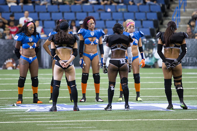 Legends Football League - Chicago Bliss vs Los Angeles Temptation (08/23/2014)