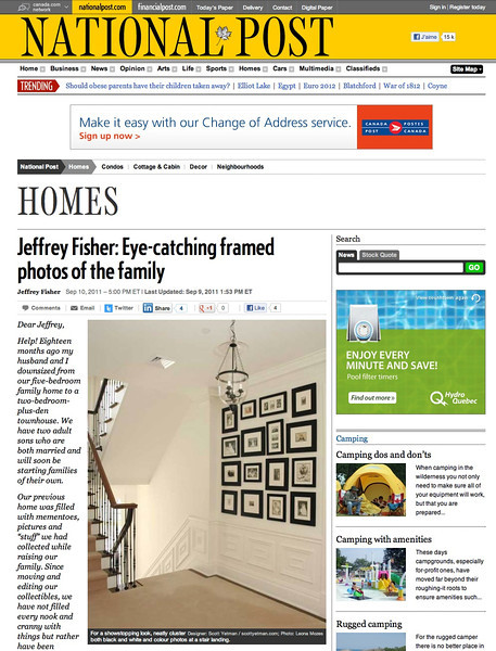 National Post online 