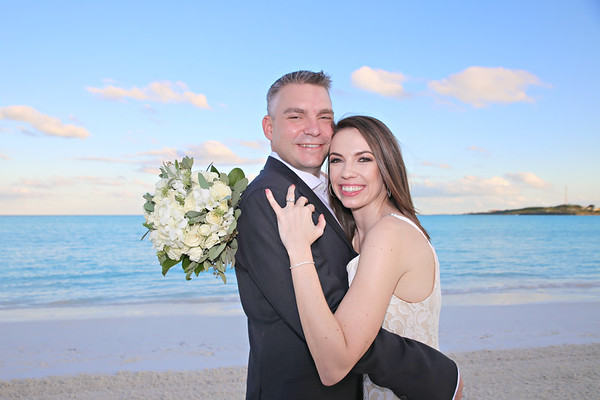 The Murray's | Destination Wedding | Grand Isle Resort | Exuma, Bahamas