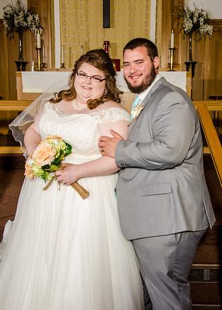 William & Dannika Kamrath wedding