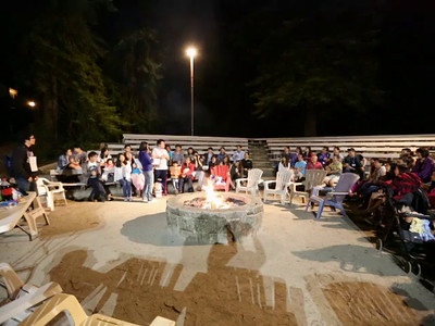 Mandarin Retreat Campfire 2016