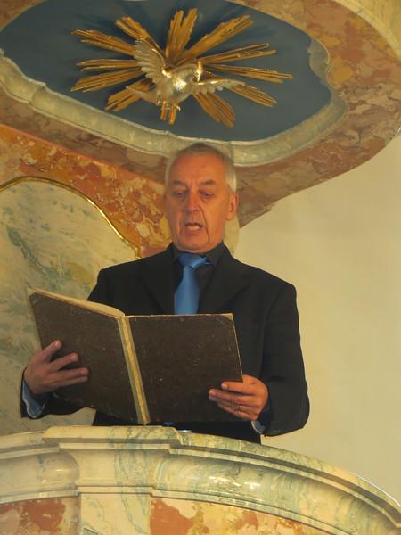 Dr. phil. Heinz Horat