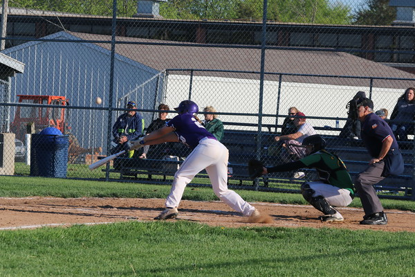 April 26, 2019 - Litchfield Baseball vs. Southwestern