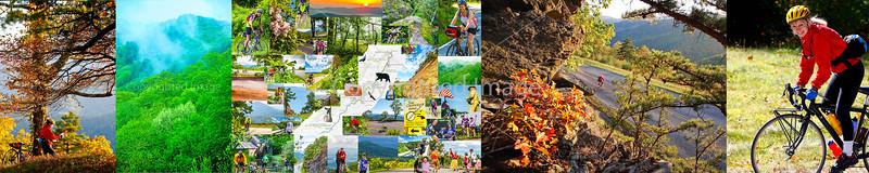 Blue Ridge -- Postcard & Photo Strips Only
