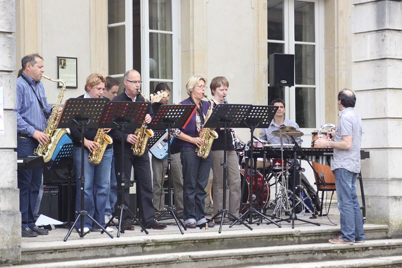 Jazz et Musiques actuelles au château