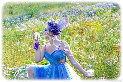 Sam blue girl