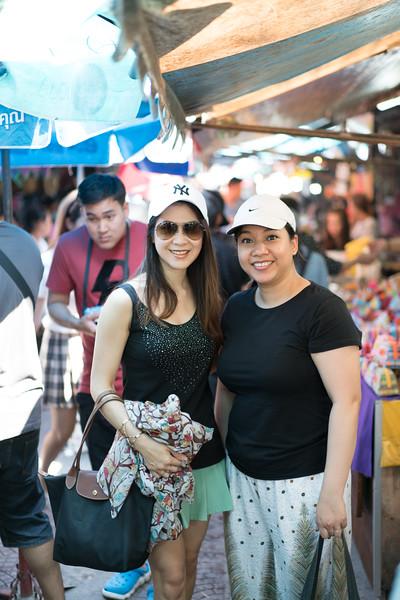 Hua Hin with Waan