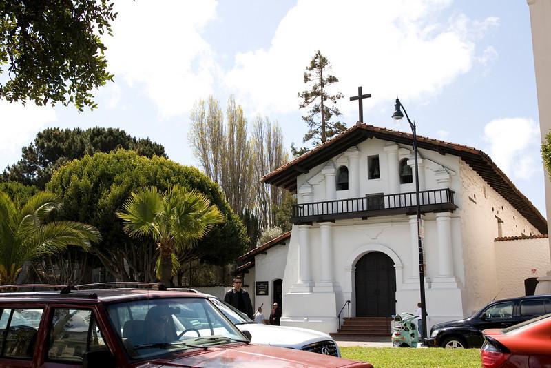 Dolores Mission