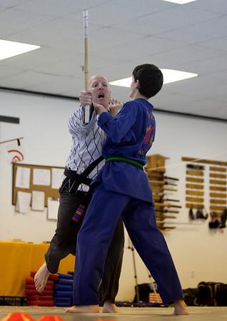 Hwangs Belt Testing December 2010